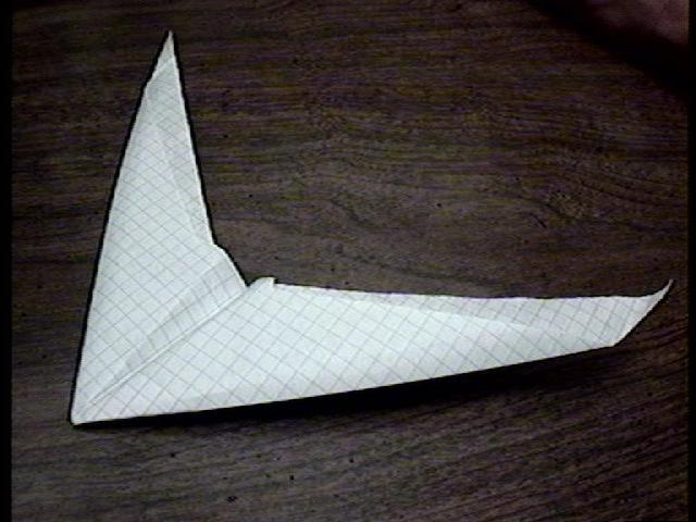 Exotic Paper Aircraft